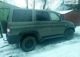 Зелений УАЗ 3163, объемом двигателя 2.7 л и пробегом 220 тыс. км за 4400 $, фото 1