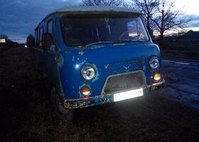 Синий УАЗ Скорая помощь, объемом двигателя 2.4 л и пробегом 100 тыс. км за 800 $, фото 1
