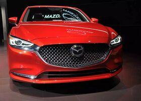 Mazda 6 2018