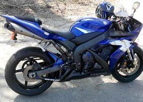 Синий Ямаха Р1, объемом двигателя 1 л и пробегом 17 тыс. км за 5000 $, фото 1