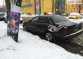 Черный Форд Скорпио, объемом двигателя 2 л и пробегом 1 тыс. км за 2000 $, фото 1