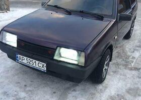 Фіолетовий ВАЗ 2108, объемом двигателя 1.5 л и пробегом 42 тыс. км за 2200 $, фото 1
