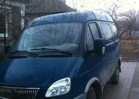 Синий ГАЗ 2752 Соболь, объемом двигателя 2 л и пробегом 105 тыс. км за 2600 $, фото 1