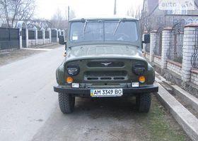 Зелений УАЗ 31514, объемом двигателя 2.5 л и пробегом 49 тыс. км за 3300 $, фото 1