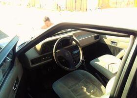 Серый Рено Фуего, объемом двигателя 1.65 л и пробегом 236 тыс. км за 1700 $, фото 1