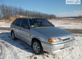 Серый ВАЗ 2114, объемом двигателя 1.6 л и пробегом 128 тыс. км за 3500 $, фото 1