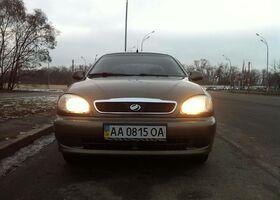 Оливковый ЗАЗ Сенс, объемом двигателя 1.3 л и пробегом 36 тыс. км за 4202 $, фото 1