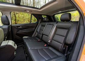 Chevrolet Equinox 2017 на тест-драйве, фото 10