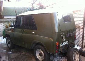 Зеленый УАЗ 469, объемом двигателя 2.4 л и пробегом 65 тыс. км за 0 $, фото 1