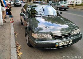 Зелений Хендай Соната, объемом двигателя 2 л и пробегом 1 тыс. км за 3000 $, фото 1