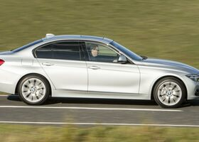BMW 320d 2016