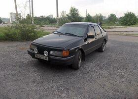 Черный Форд Сиерра, объемом двигателя 1.6 л и пробегом 43 тыс. км за 1047 $, фото 1