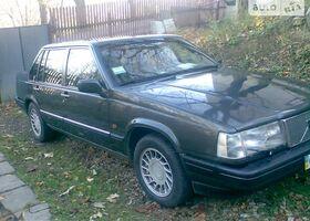 Сірий Вольво 960, объемом двигателя 2 л и пробегом 270 тыс. км за 3700 $, фото 1