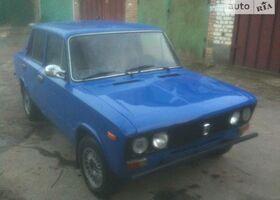 Синій ВАЗ 2106, объемом двигателя 1.5 л и пробегом 1 тыс. км за 1050 $, фото 1