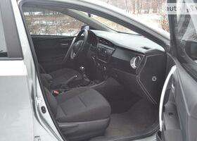 Сірий Тойота Ауріс, объемом двигателя 1 л и пробегом 24 тыс. км за 13000 $, фото 1
