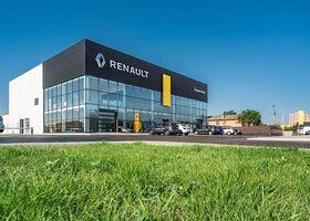 Открыт концептуально новый дилерский центр RENAULT STORE в Белой Церкви