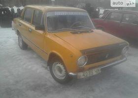 Желтый ВАЗ 2101, объемом двигателя 1.3 л и пробегом 1 тыс. км за 600 $, фото 1
