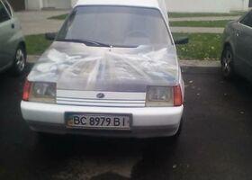 Белый ЗАЗ Другая, объемом двигателя 1 л и пробегом 165 тыс. км за 2100 $, фото 1