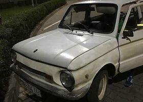 Білий ЗАЗ 968, объемом двигателя 0.04 л и пробегом 80 тыс. км за 280 $, фото 1