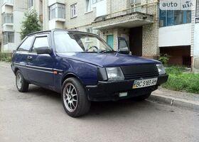 Синий ЗАЗ Таврия-Нова, объемом двигателя 1.2 л и пробегом 120 тыс. км за 1000 $, фото 1