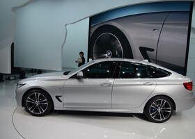 BMW 3 Series GT 2016