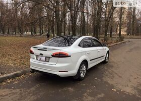Білий Форд Мондео, объемом двигателя 1.6 л и пробегом 112 тыс. км за 13499 $, фото 1