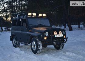 Черный УАЗ Хантер, объемом двигателя 2.7 л и пробегом 21 тыс. км за 9300 $, фото 1