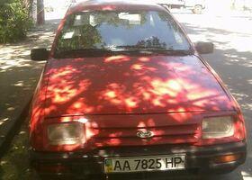 Красный Форд Сиерра, объемом двигателя 0 л и пробегом 1 тыс. км за 700 $, фото 1
