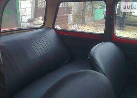 Красный ЗАЗ 968, объемом двигателя 12 л и пробегом 75 тыс. км за 423 $, фото 1