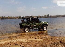 Зеленый УАЗ 3151201, объемом двигателя 2.44 л и пробегом 100 тыс. км за 3300 $, фото 1