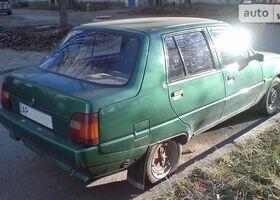 Зеленый ЗАЗ 1103 Славута, объемом двигателя 1.2 л и пробегом 195 тыс. км за 1350 $, фото 1