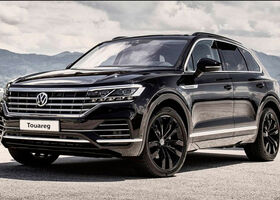 Лимитированная ценовое предложение на Новый VW Touareg