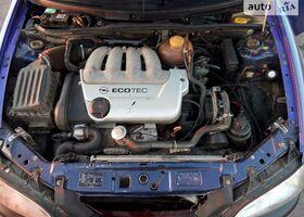 Синий Опель Тигра, объемом двигателя 1.4 л и пробегом 222 тыс. км за 3600 $, фото 1