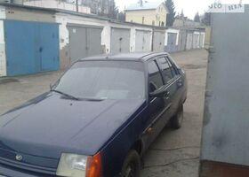 Синий ЗАЗ 1103 Славута, объемом двигателя 1.3 л и пробегом 98 тыс. км за 1650 $, фото 1