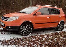 Апельсин Джили МК Кросс, объемом двигателя 15 л и пробегом 32 тыс. км за 5900 $, фото 1