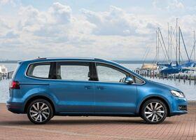Volkswagen Sharan 2016