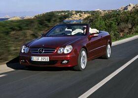 Mercedes-Benz CLK-Class null