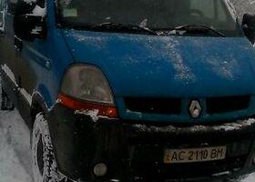 Синій Рено Мастєр, объемом двигателя 2.5 л и пробегом 240 тыс. км за 7200 $, фото 1