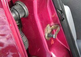 Червоний Форд Мондео, объемом двигателя 1.6 л и пробегом 284 тыс. км за 2850 $, фото 1