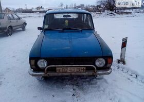 Голубий Москвич / АЗЛК 412, объемом двигателя 1.6 л и пробегом 5 тыс. км за 500 $, фото 1