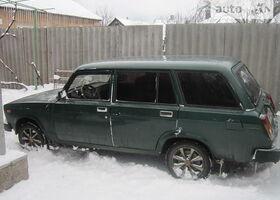 Зелений ВАЗ 2104, объемом двигателя 1.5 л и пробегом 140 тыс. км за 1600 $, фото 1