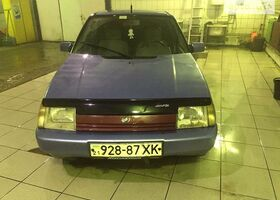 Синий ЗАЗ 1103 Славута, объемом двигателя 1.2 л и пробегом 115 тыс. км за 1200 $, фото 1