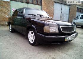 Черный ГАЗ 3110, объемом двигателя 2.5 л и пробегом 150 тыс. км за 1800 $, фото 1