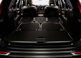 Объем багажника Volvo XC90 2021