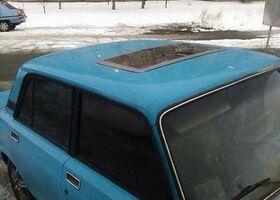 Синій ВАЗ 2107, объемом двигателя 15 л и пробегом 1 тыс. км за 1341 $, фото 1