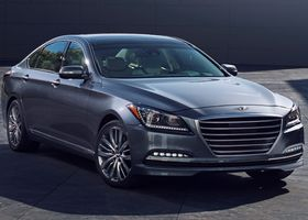 Hyundai Genesis 2016