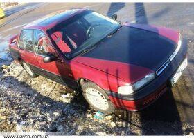 Вишнёвый Хонда Аккорд, объемом двигателя 2 л и пробегом 310 тыс. км за 1950 $, фото 1