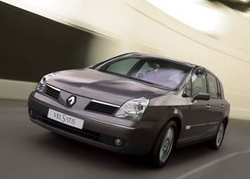 Renault Vel Satis null