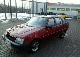 Червоний ЗАЗ 1103 Славута, объемом двигателя 1.2 л и пробегом 55 тыс. км за 999 $, фото 1