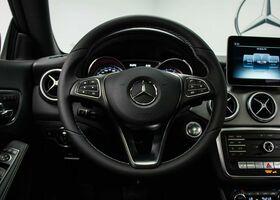 Mercedes-Benz CLA-Class 2018